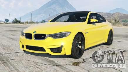 BMW M4 coupe (F82) 2015 для GTA 5
