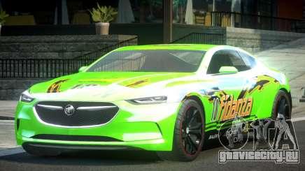 Buick Avista R-Tuned L7 для GTA 4