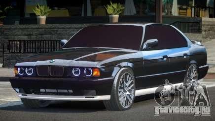 1989 BMW M5 E34 для GTA 4