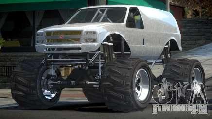 Vapid Liberator Custom L5 для GTA 4