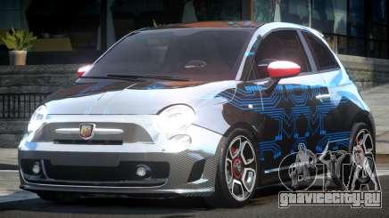 Fiat Abarth Drift L2 для GTA 4
