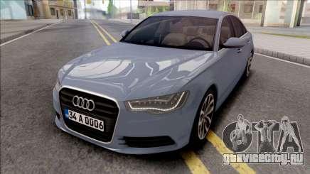 Audi A6 2013 для GTA San Andreas