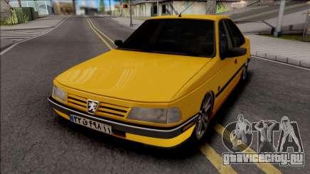 Peugeot 405 GLX Low для GTA San Andreas