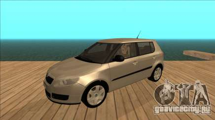 2012 Skoda Fabia для GTA San Andreas