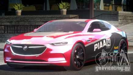Buick Avista R-Tuned L3 для GTA 4