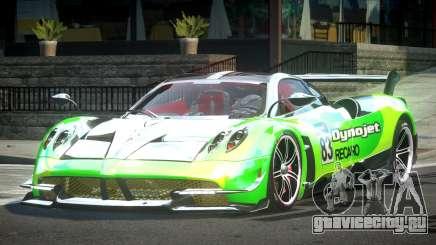 Pagani Huayra SP Drift L3 для GTA 4