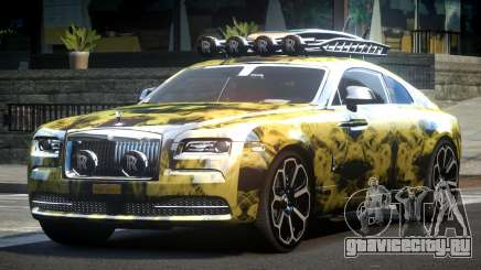 Rolls-Royce Wraith PSI L6 для GTA 4