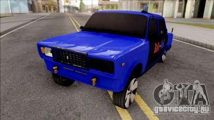 ВАЗ 2107 Bakines Style BySam1K для GTA San Andreas