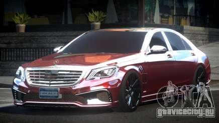 Mercedes-Benz S63 ES для GTA 4