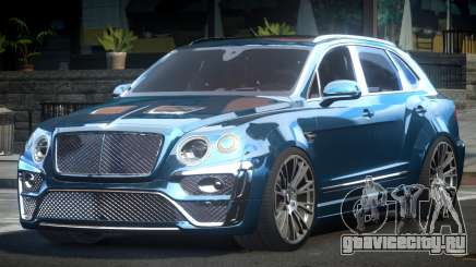 Bentley Bentayga EXP 9F для GTA 4