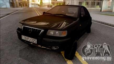 Ikco Samand Style для GTA San Andreas