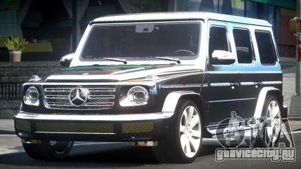 Mercedes-Benz G350D для GTA 4
