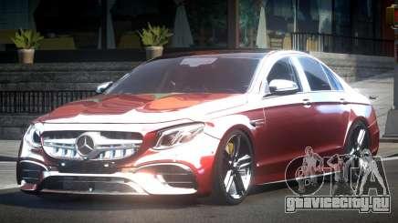 Mercedes-AMG E63S W213 для GTA 4
