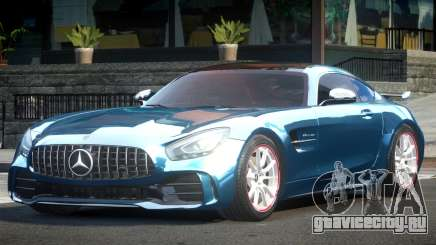 Mercedes-Benz AMG GT для GTA 4