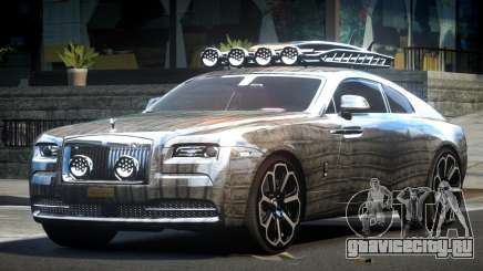 Rolls-Royce Wraith PSI L4 для GTA 4