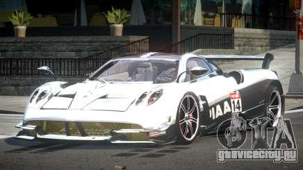 Pagani Huayra SP Drift L1 для GTA 4