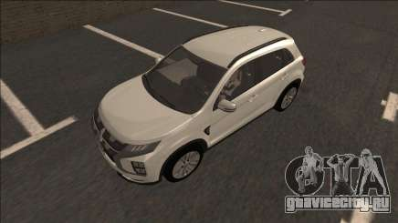 2020 Mitsubishi ASX для GTA San Andreas