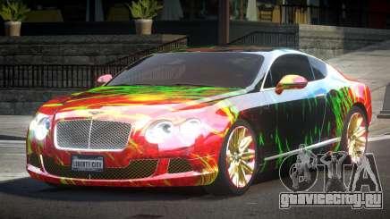 Bentley Continental GT Drift L4 для GTA 4