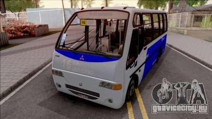 Metalpar Aysen Mitsubishi Bus Concepcion для GTA San Andreas