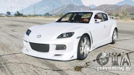 Mazda RX-8 200Ꝝ для GTA 5
