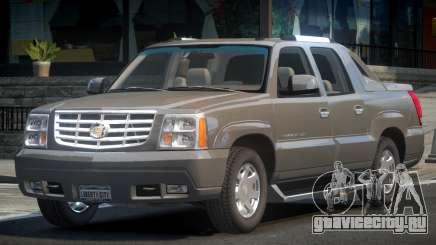 Cadillac Escalade PU для GTA 4