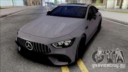 Mercedes-Benz AMG GT 63S для GTA San Andreas