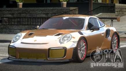 Porsche 911 GT2 RS Sport для GTA 4