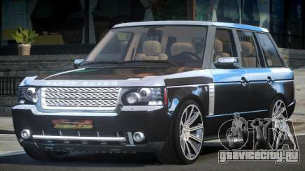 Range Rover Supercharged GS для GTA 4