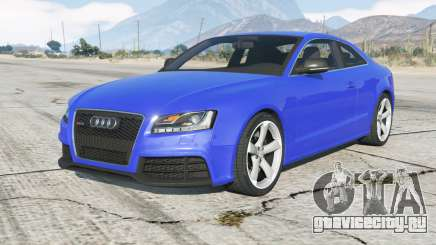 Audi RS 5 Coupe (B8) 2010 для GTA 5