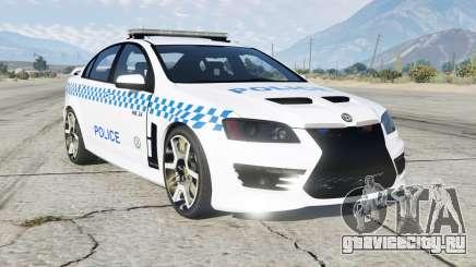 HSV GTS (E-Series) NSW Police для GTA 5