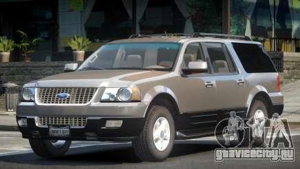 Ford Expedition TR для GTA 4