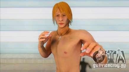 Yakzua (Kuami shirtless) для GTA San Andreas