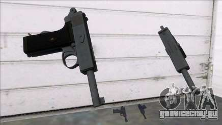 Screaming Steel Webley SL для GTA San Andreas