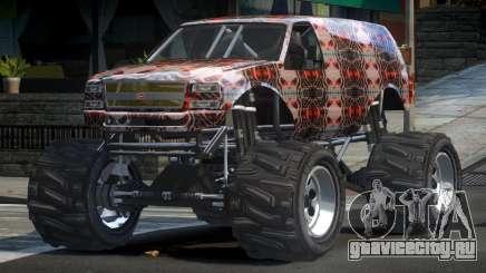 Vapid Liberator Custom L9 для GTA 4