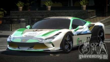Ferrari F8 Tributo BS L6 для GTA 4