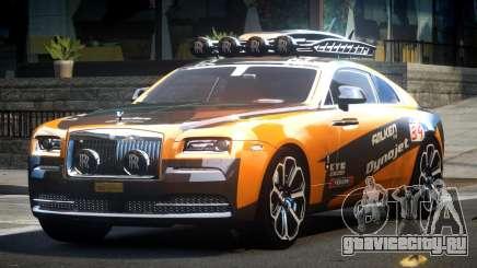 Rolls-Royce Wraith PSI L9 для GTA 4