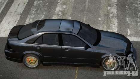 2003 Lexus IS300 для GTA 4