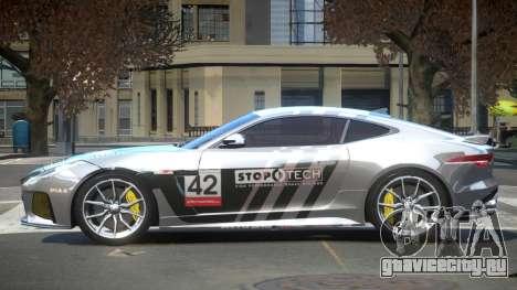 Jaguar F-Type GT L1 для GTA 4