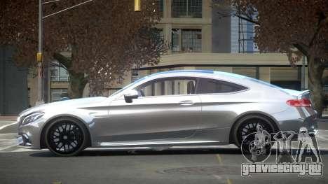 Mercedes-AMG C63 S-Tuned для GTA 4