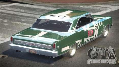 Chevrolet Nova BS S-Tuning L1 для GTA 4