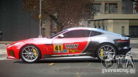Jaguar F-Type GT L7 для GTA 4