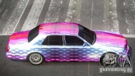 Bentley Arnage L7 для GTA 4