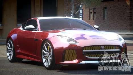 Jaguar F-Type GT для GTA 4