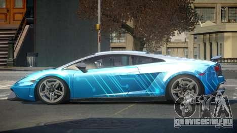 Lamborghini Gallardo LP570 BS L9 для GTA 4