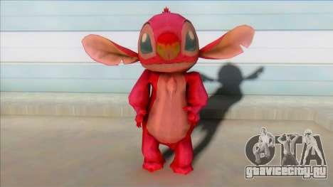 Leroy from Lilo & Stitch для GTA San Andreas