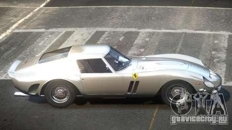 Ferrari 250 GTO 60s для GTA 4