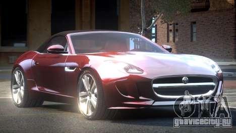 Jaguar F-Type для GTA 4