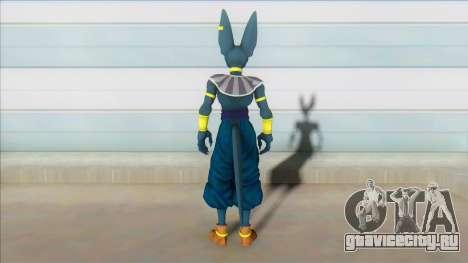 Sebas from Anime War для GTA San Andreas