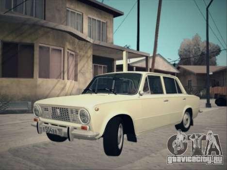 ВАЗ 2101 Сток Белый для GTA San Andreas