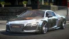 Audi R8 BS TFSI L8 для GTA 4